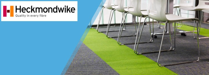 Heckmondwike Carpet Tiles at Surefit Carpets