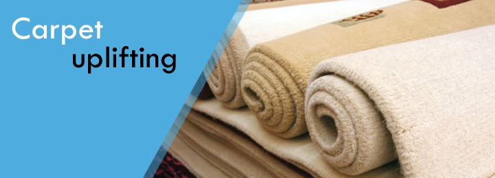 Carpet Uplifting Service at Surefit Carpets