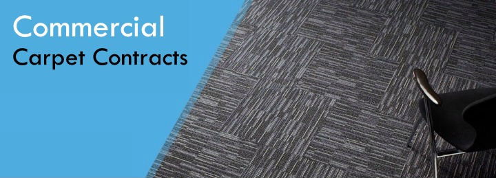 Commercial Flooring Contracts at Surefit Carpets