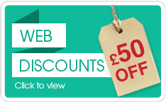 Web discount - click to view